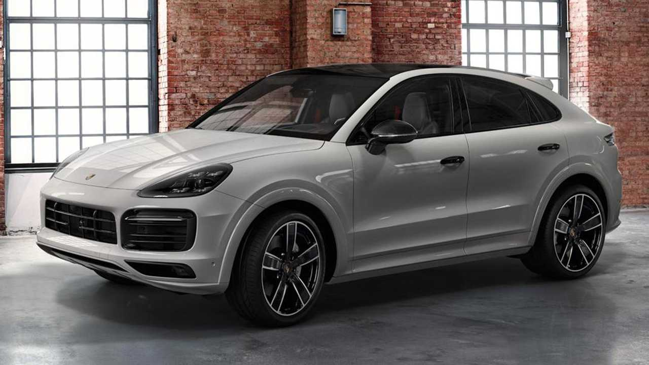 Porsche Exclusive Cayenne Coupe