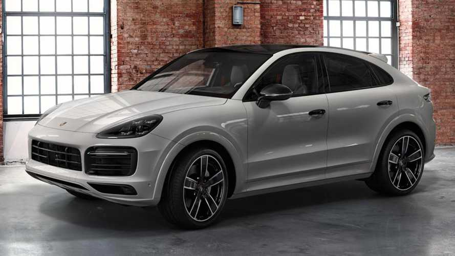 Porsche Exclusive Gives Cayenne Coupe A Subtle Styling Makeover