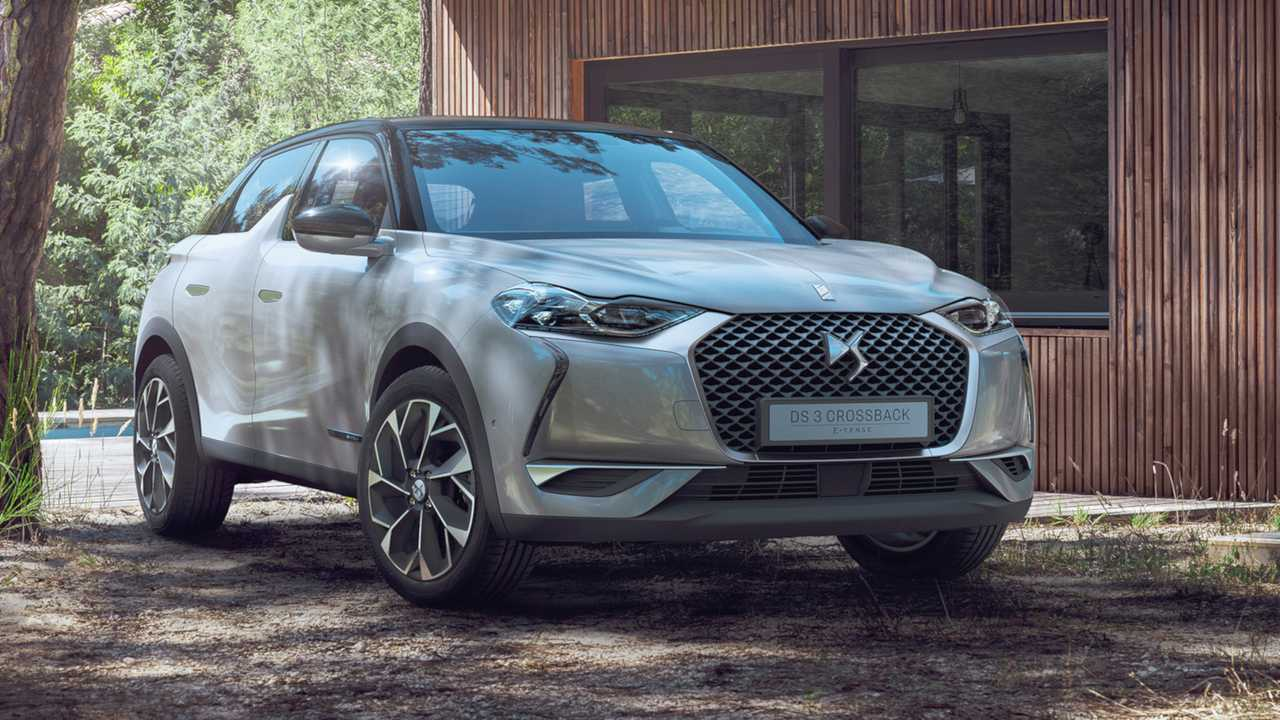 DS 3 Crossback (4,12 Meter)