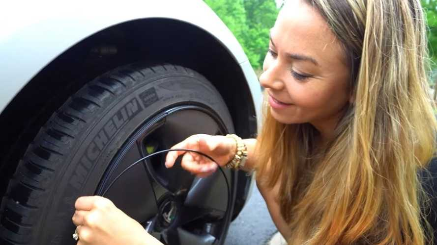 This DIY Trick Will Keep Your Tesla Rims In Tip-Top Shape