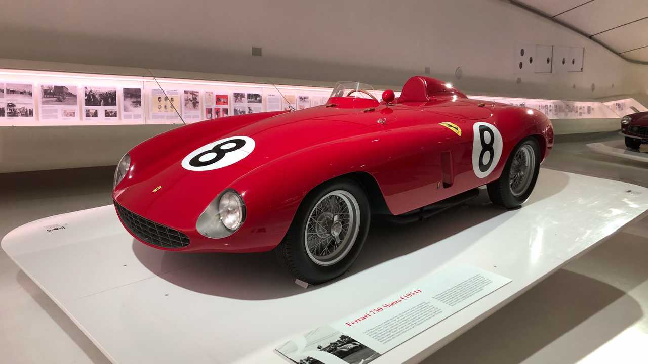 Ferrari and women