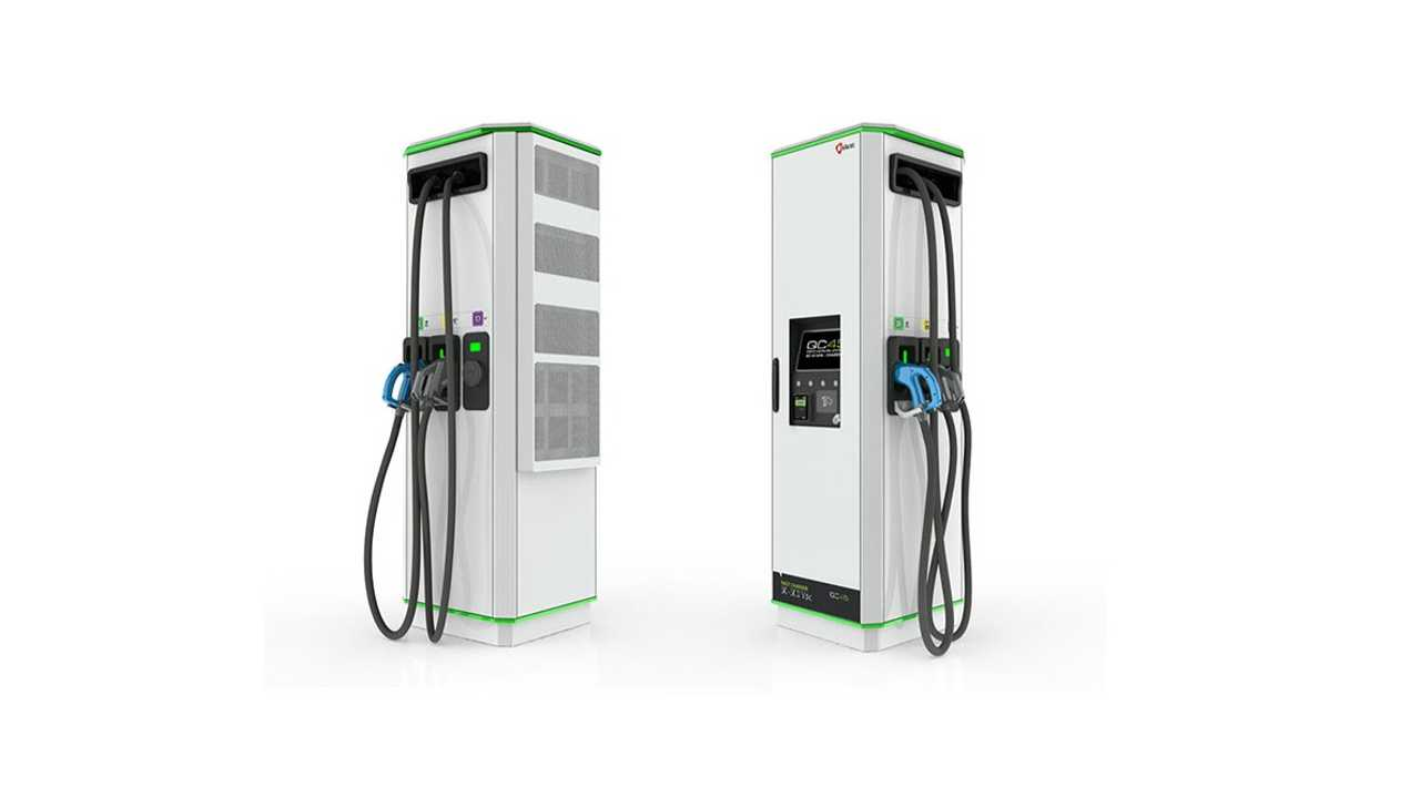 2nd generation Efacec fast charger