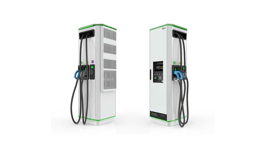 Efacec Introduces 2nd Generation Fast Charger