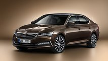 skoda superb 2019 facelift und plug in hybrid