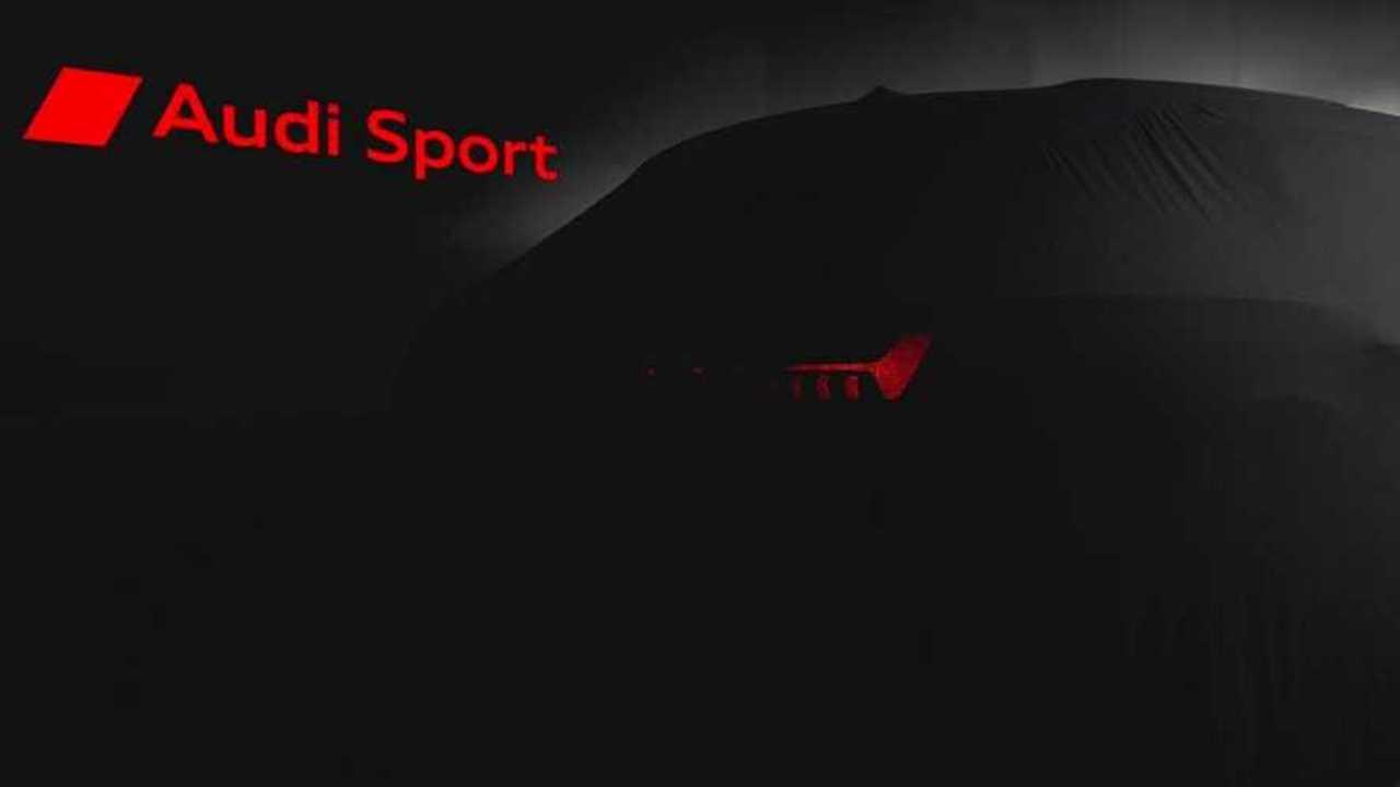 Teaser Audi RS 6 Avant
