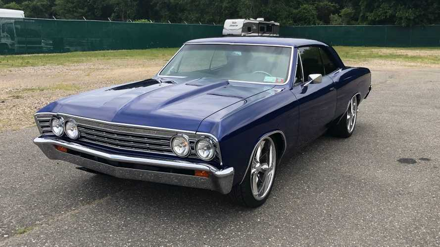 1967 Chevrolet Chevelle SS Restomod Is A Showstopper