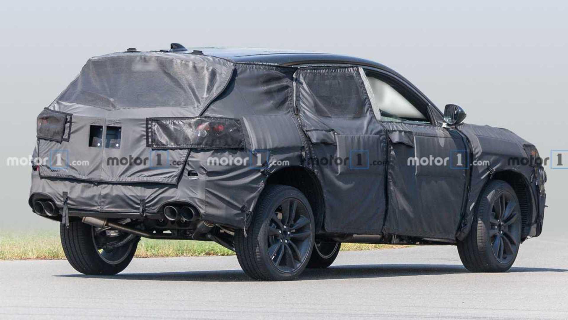 2013 - [Acura] MDX 2020-acura-mdx-type-s-spy-photo
