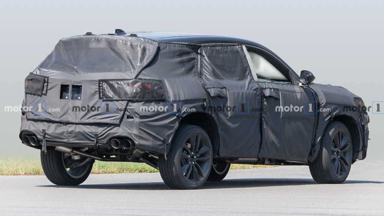 2020 Acura MDX Type S Spy Shots And Release Date Info >> 2020 Acura Mdx Type S Spied Showing Its Grille And Not Much Else