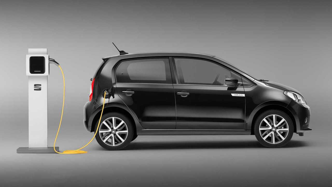 Seat Mii electric Edition Power Charge
