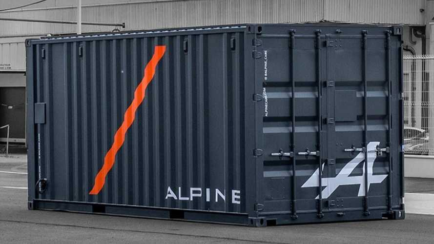 Alpine teases hotter A110 ahead of Le Mans debut