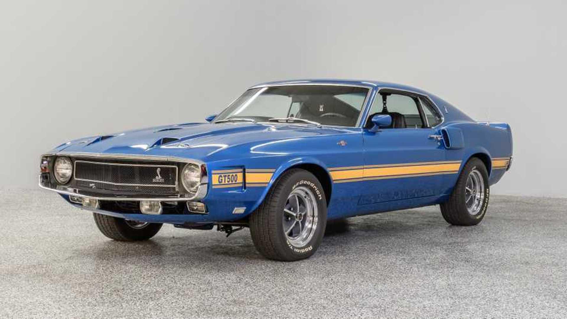 "[""CFS: 1969 Shelby GT500 Restored""]"