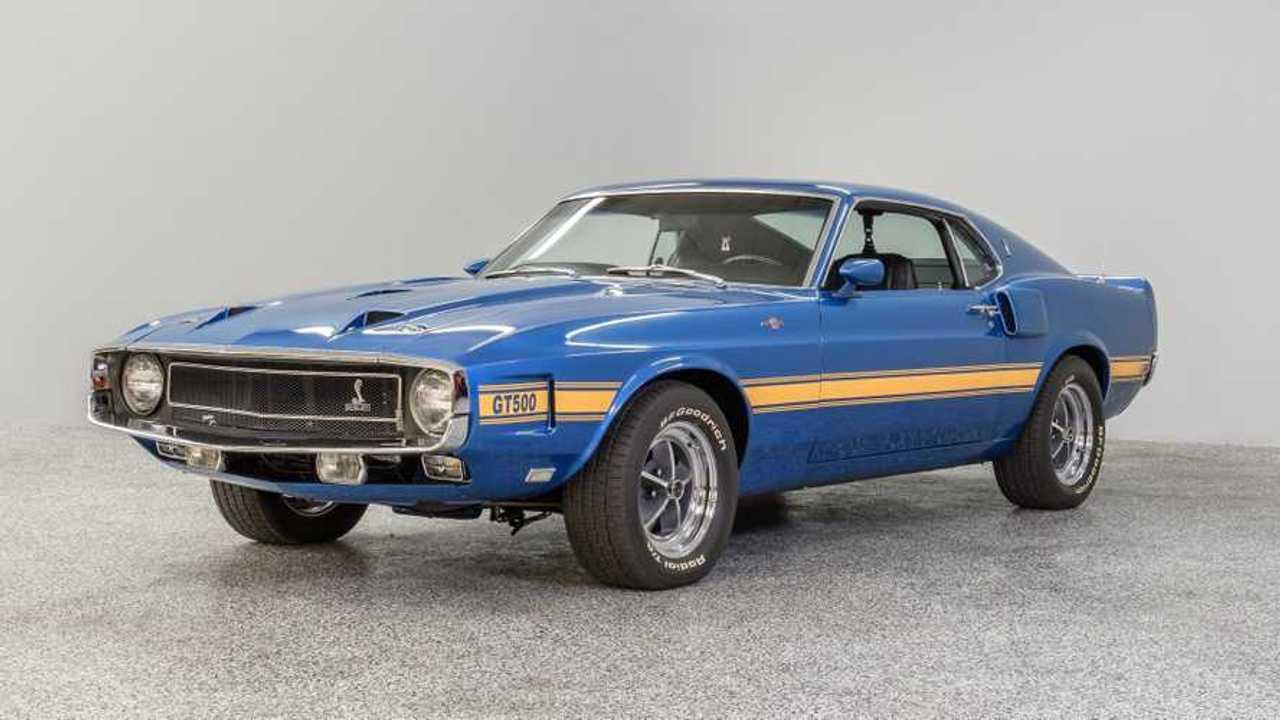 CFS: 1969 Shelby GT500 Restored
