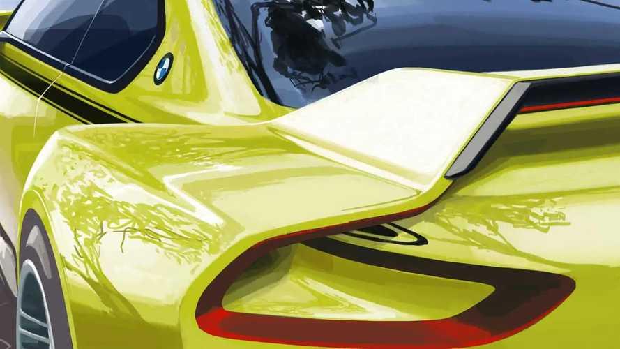 BMW 3.0 CSL Hommage e 3.0 CSL Hommage R Concept 2015