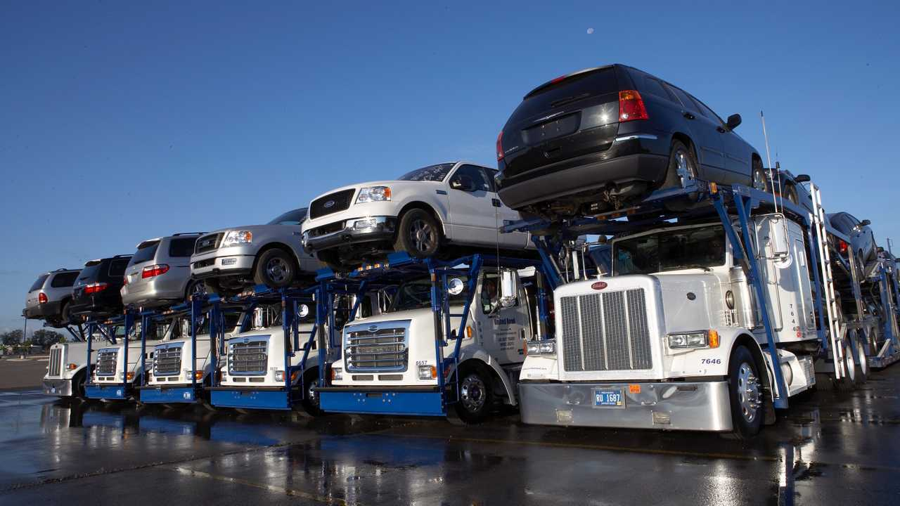 How To Ship A Car Across The U.S.