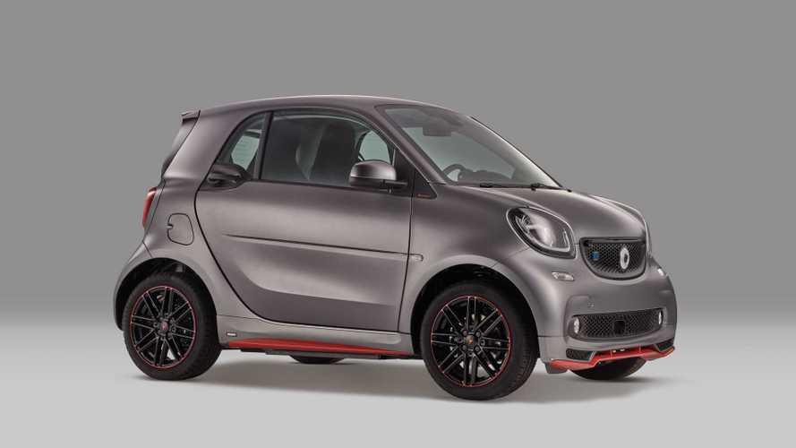 smart EQ fortwo Ushuaïa Limited Edition 2019: 75 unidades para España