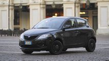 Lancia Ypsilon Black and Noir