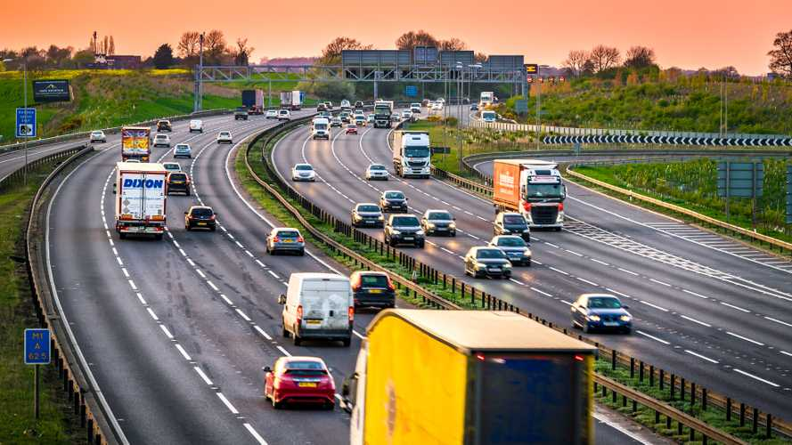 Brits hit 69 billion motorway miles in 2018