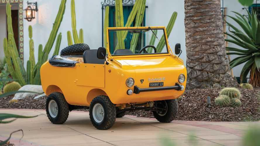 10 редчайших итальянских машин, которые вскоре пустят с молотка