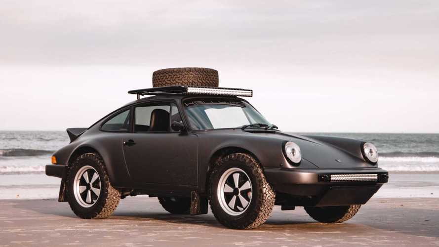 1984 Porsche 911 Carrera Gets 'The Safari Treatment'