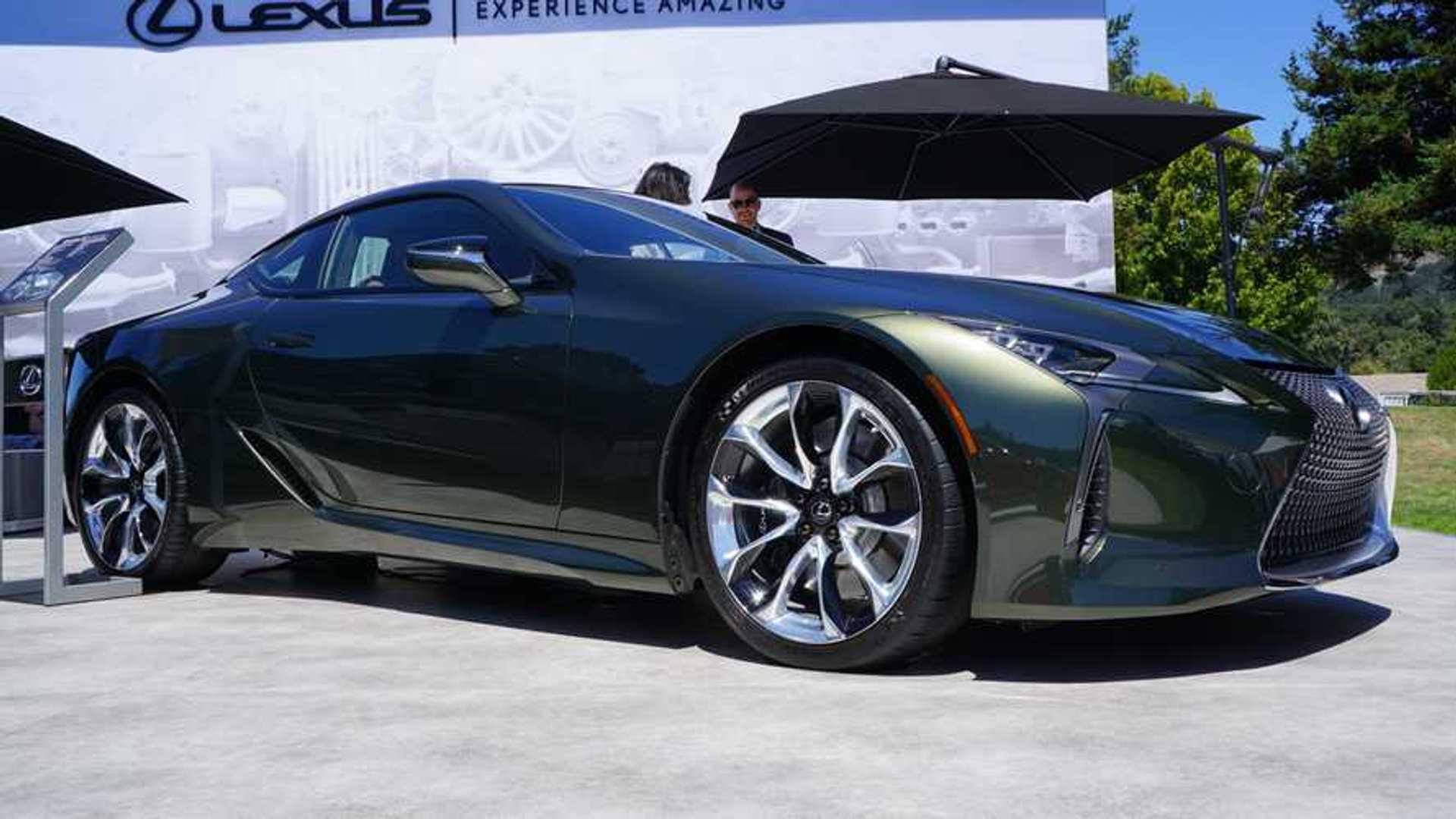 Ls 500 Coupe 2020 Lexus Coupe
