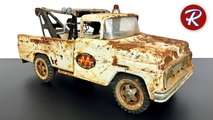 tonka truck restoration video
