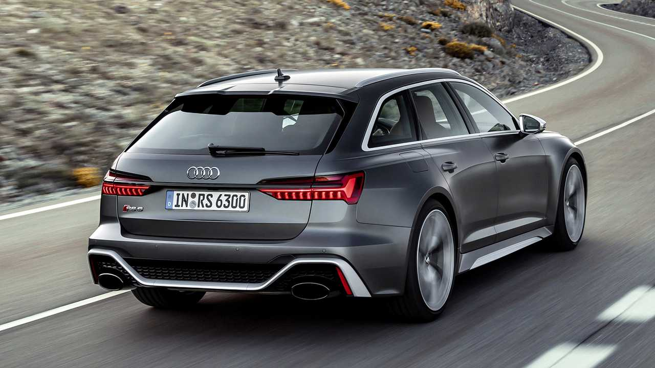 Audi RS 6 Avant 2019
