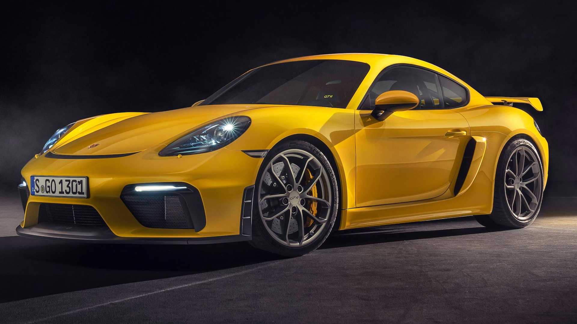 Porsche: Naturally aspirated engines, manual gearboxes to stick around