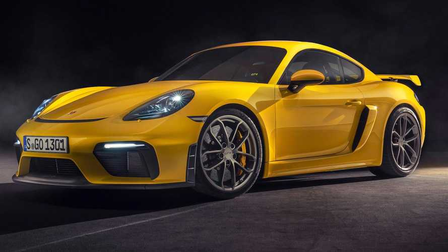 Porsche Cayman GT4 And Boxster Spyder Getting PDK By Late 2020