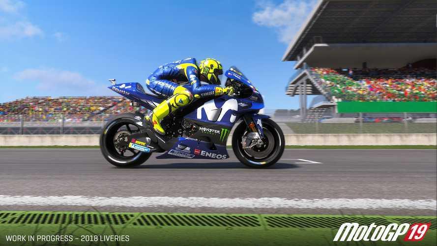 MotoGP 19 contará con pilotos históricos