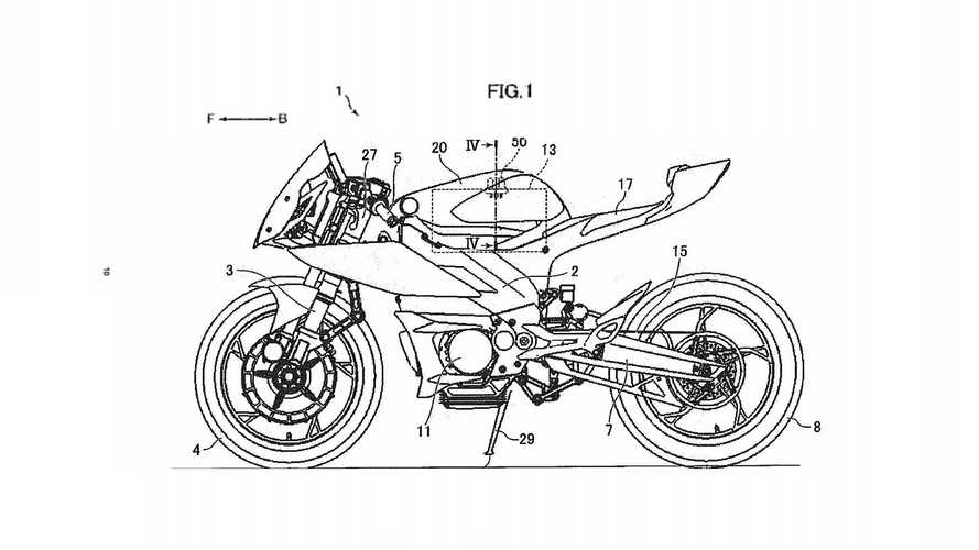 Patent Shows Yamaha Playing With eBike Charging Port Locations