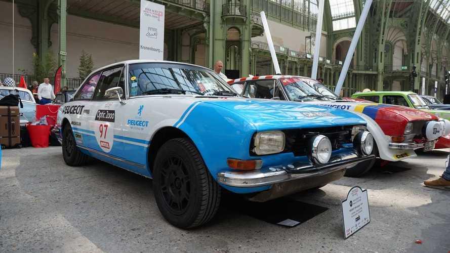 Tour Auto - C'est parti pour les Peugeot 204 et 504 Coupé !