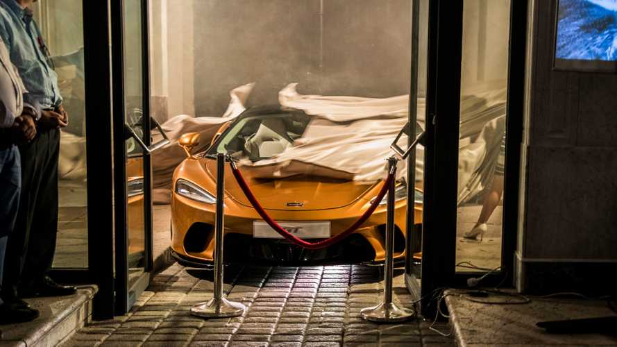 McLaren GT 2019, presentado oficialmente en Madrid (vídeo)