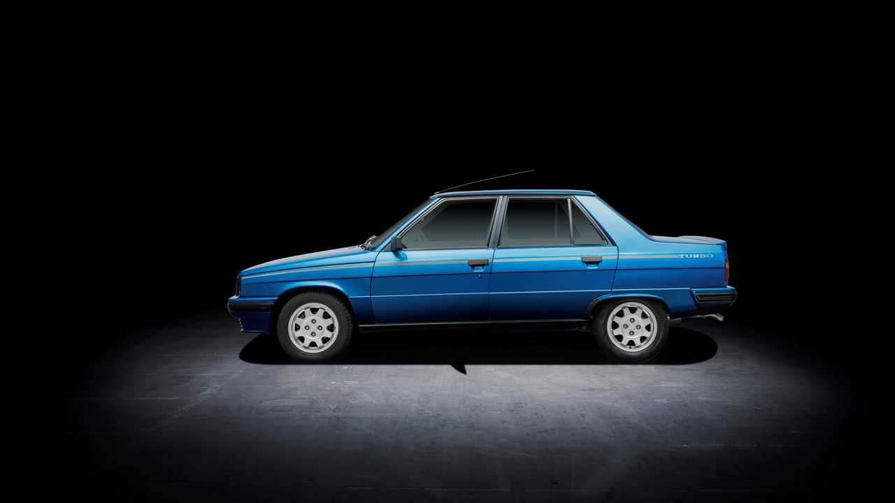Renault 9 Turbo - 1985