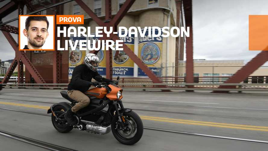 Harley-Davidson Livewire, la