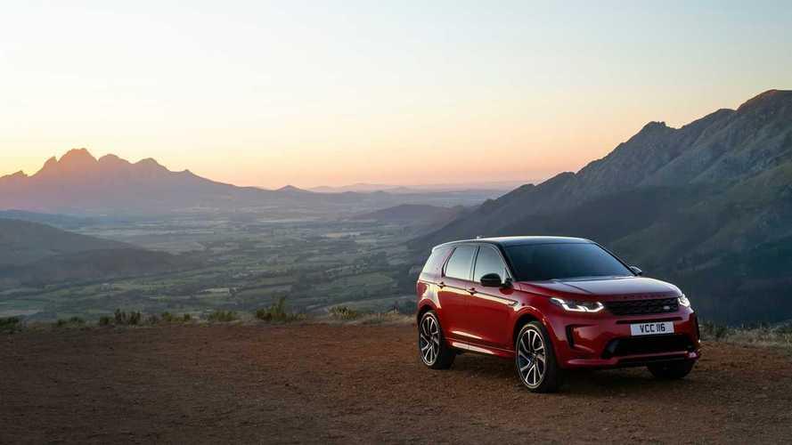 Обновленный Land Rover Discovery Sport получил российский ценник