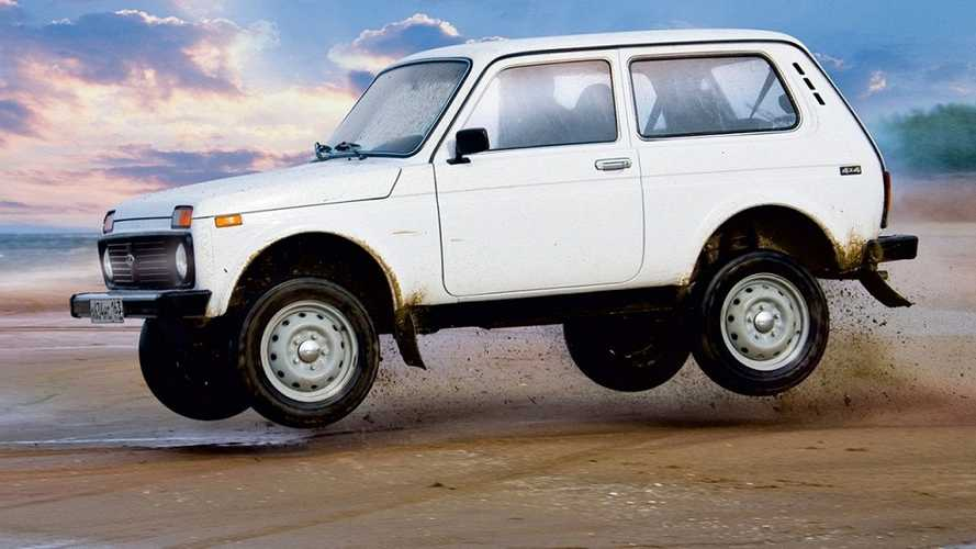 Рестайлинг Lada 4x4 стал гораздо ближе