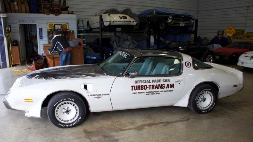 Celebrate The Indy 500 Home With This Pontiac Trans Am Turbo Pace Car