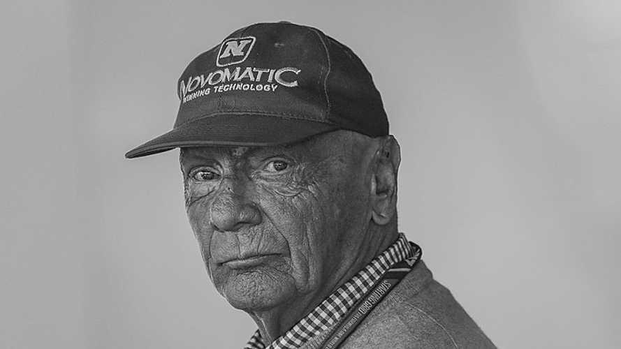 Fallece Niki Lauda, tricampeón de la F1