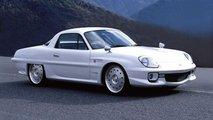 Vergessene Studien: Mazda Cosmo 21 Concept