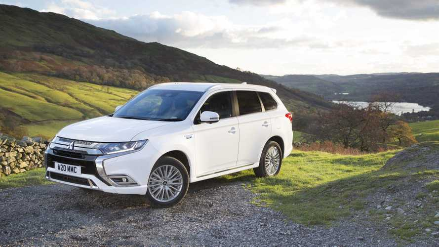 In 2019 Mitsubishi Sold In Europe Almost 35,000 Outlander PHEV