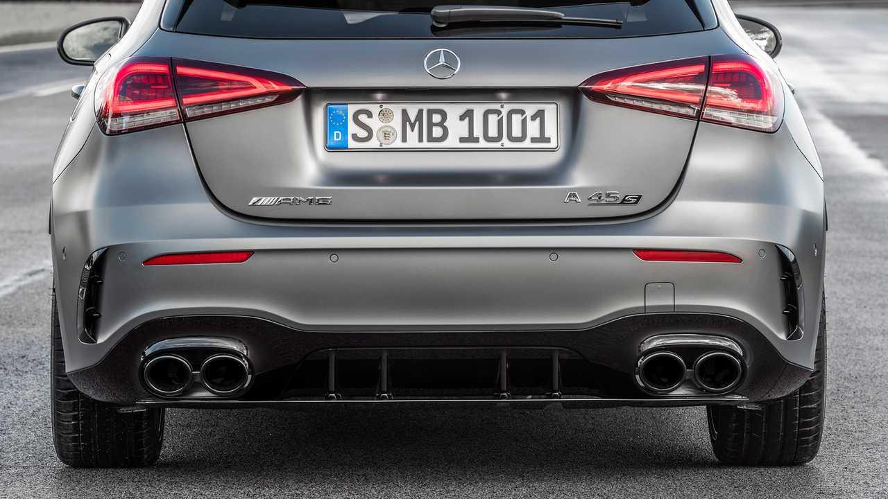 Mercedes-AMG A 45 4MATIC + (2019)