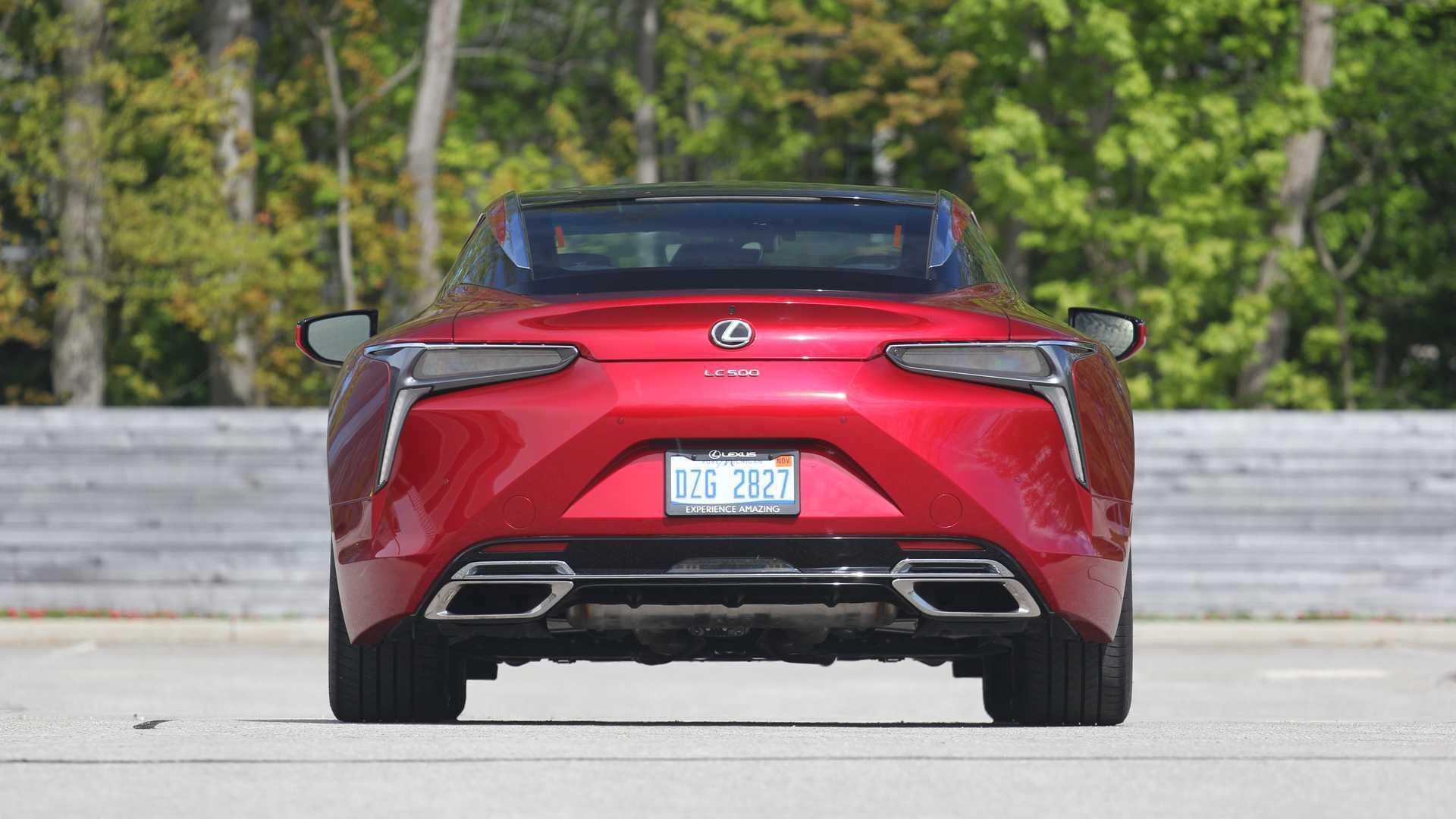 2019 Lexus Lc 500 Pros And Cons