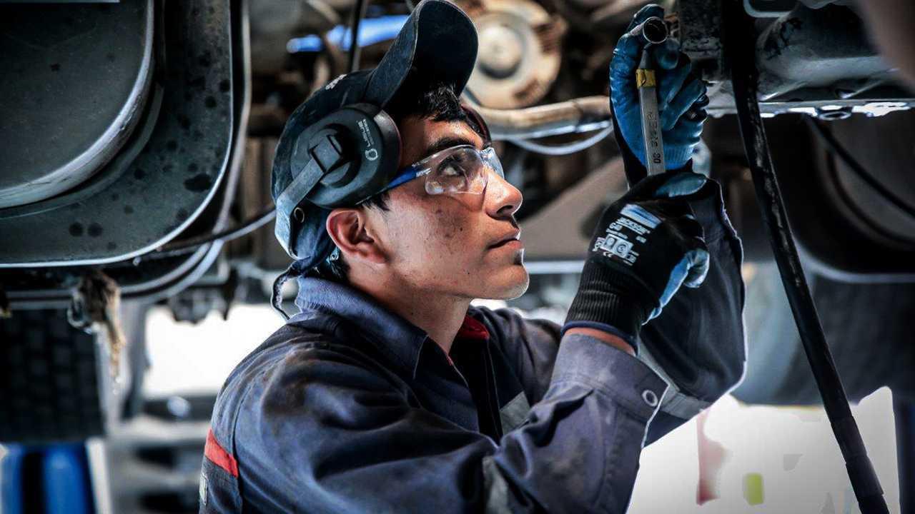 Lavorare in Scania