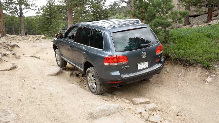 2004 VW Touareg Vs 2004 Land Rover Discovery