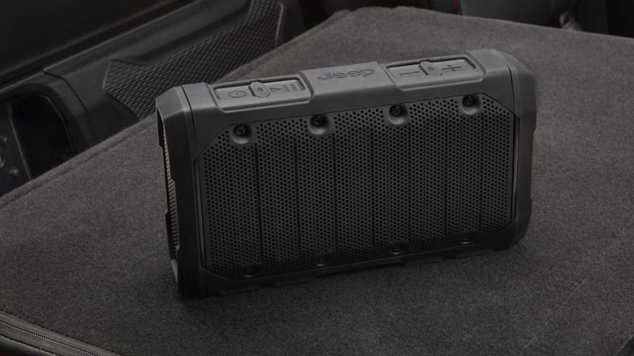 Jeep Bluetooth Wireless Speaker