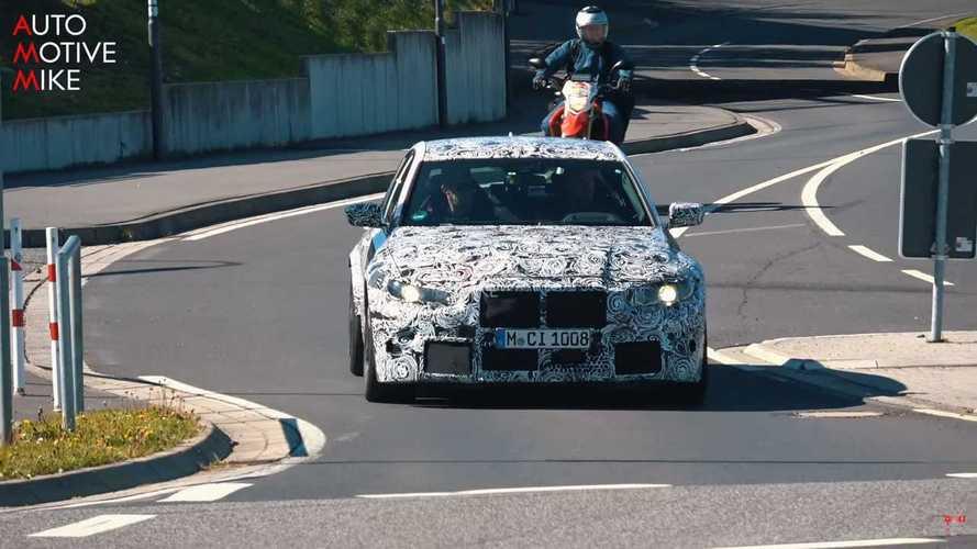 VIDÉO - La BMW M3 fait rugir son six cylindres en ligne