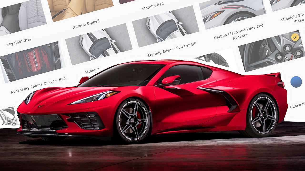 New Corvette 2020.Best Ways To Spec A 2020 Chevy Corvette C8