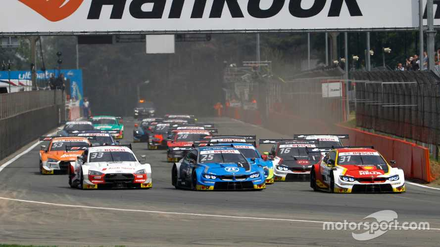 DTM moving towards hybrid power for 2021 or 2022