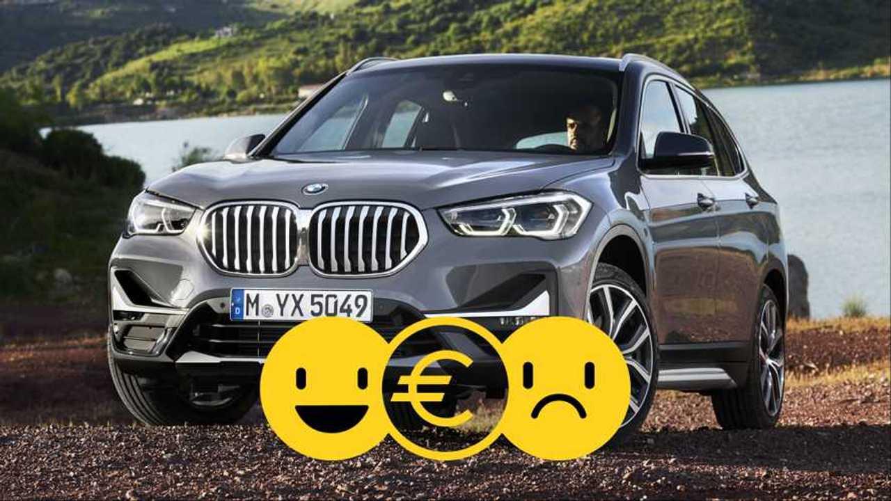 Promozione BMW X1 giugno 2019