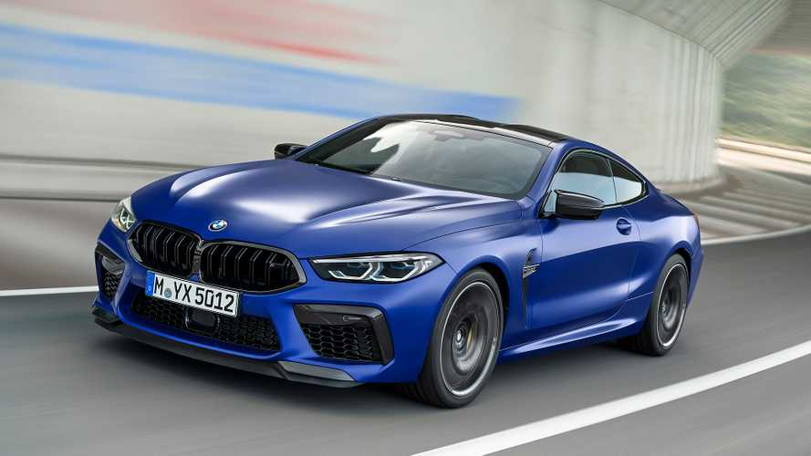 2021 BMW M8 Coupe, Convertible Can't Currently Be Ordered In The US